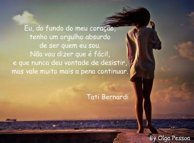 Tati Bernardi Renata Bala