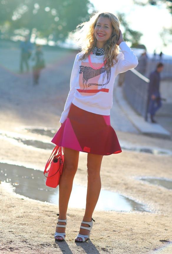 natalie-joos-street peeper paris saia ostwald helgason, sapatos balenciaga