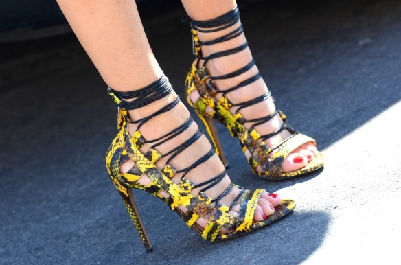 NobodyKnowsMarc.com Gianluca Senese Paris Fashion week street style shoes high heels [4]