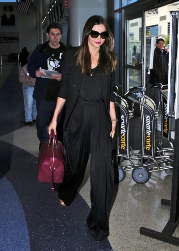 la-modella-mafia-Miranda-Kerr-airport