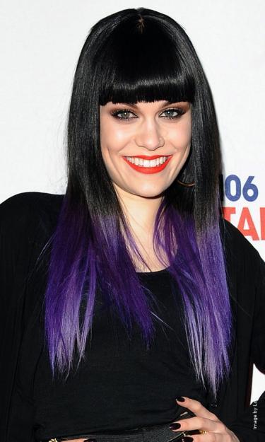 Dip-Dye Hair 2
